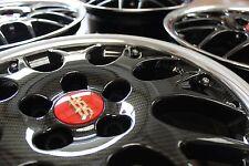 BBS Jubi RS771 Carbon Felgen in 6,5x16zoll et42 LK5x100 für VW Golf / Polo