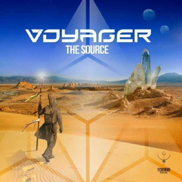 VOYAGER - THE SOURCE   CD NEUF