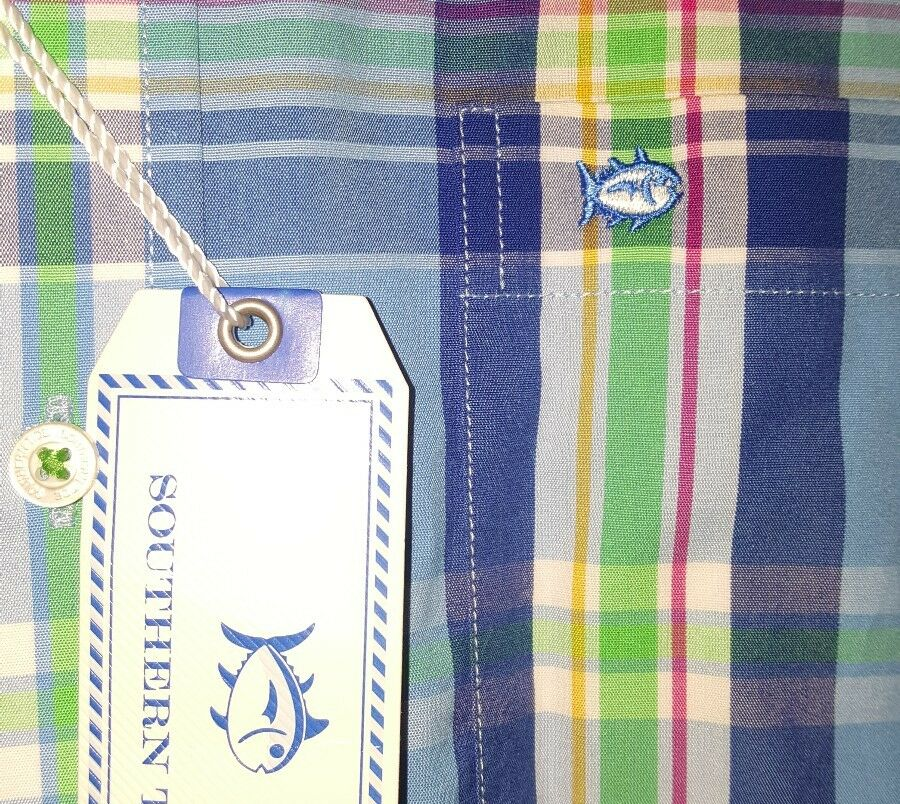 Southern Tide Button-front Shirt Men's Size  Medium (NWT - )