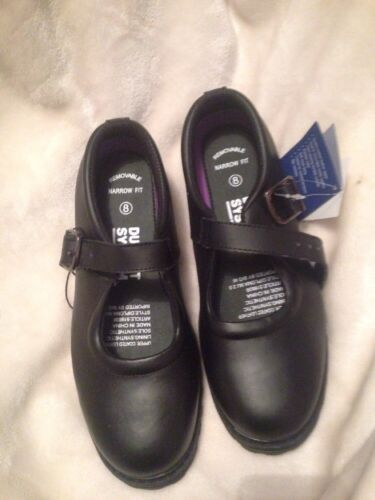 Dual Fit System Mary Janes School Shoes Bnwt Sz 8 Free Post lor