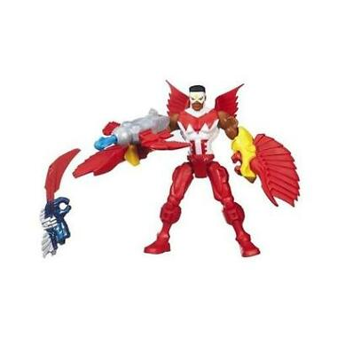 Marvel Super Hero Mashers Falcon Figure