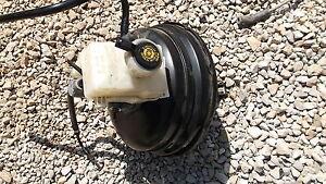 Range-Rover-Brake-Booster-W-Master-Cylinder-Assembly-OEM-03-05-MK3-L322-Unit