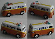 "Johnny Lightning – VW T1 Transporter ""PEZ County Sheriff"""