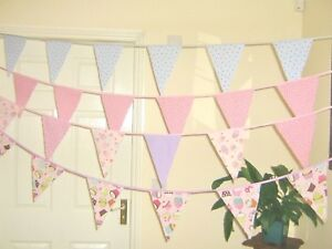 Cupcake-Fabric-Bunting-Girls-Party-Decorations-Princess-Tea-Party-Bunting-8FT