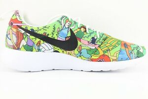 Details about nike roshe run mens by CARLA BARTH RARE 889316 991 SZ11 5