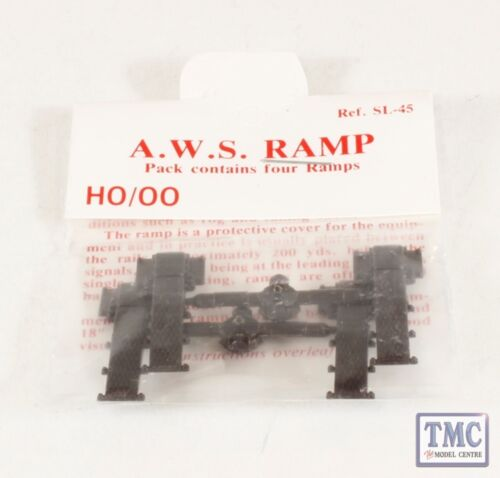 SL-45 Peco OO Gauge AWS Ramp dummy 4 In Pack