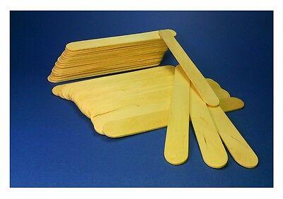 100 / 500 oder 1000 Holzmundspatel Mundspatel Spatel Holzspatel Wachsspatel