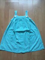 Mädchen Sommer Kleid türkis Gr.104 von H&M Top Zustand!!!