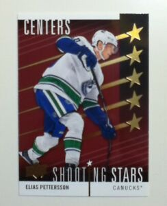 2019-20-Upper-Deck-Shooting-Stars-Red-Elias-Pettersson