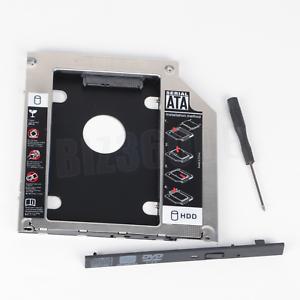 2nd-HDD-SSD-Festplatte-Caddy-fuer-MacBook-Pro-2009-2010-2011-2012-swap-UJ-8A8-DVD