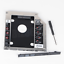 2nd-HDD-SSD-Festplatte-Caddy-fuer-MacBook-Pro-2009-2010-2011-2012-swap-UJ-8A8-DVD Indexbild 1