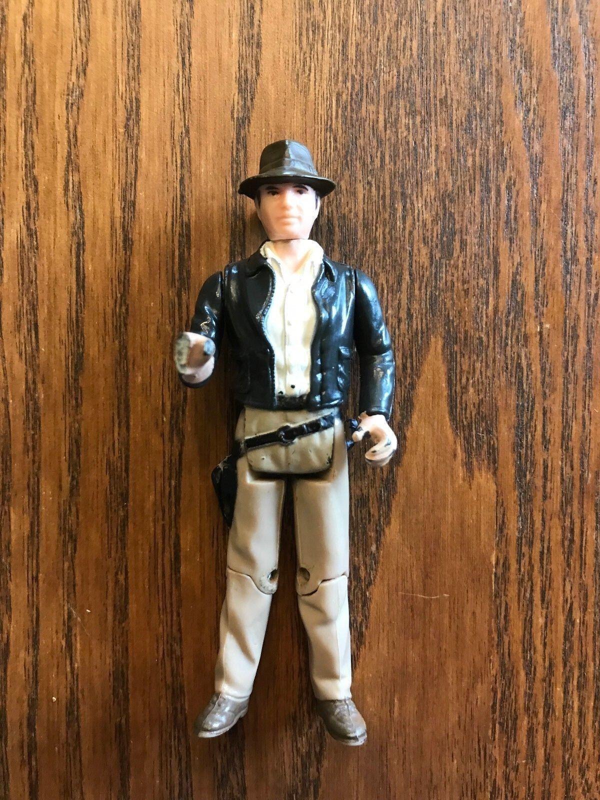 Indiana jones - actionfigur kenner rotla jahrgang