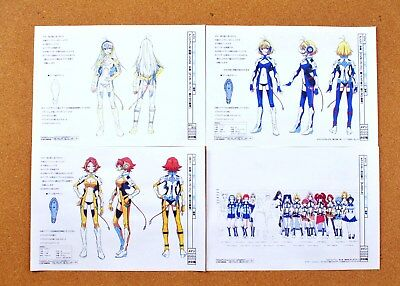 Cross Ange Rondo of Angels and Dragons Home Decor Japan Poster Wall Scroll 024