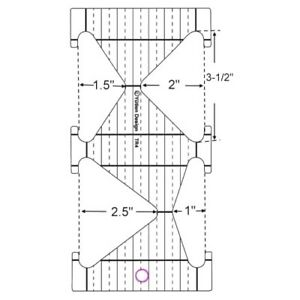 Diamond-Triangle-Quilting-Template-TR4