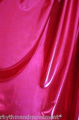 Dance Costume Lycra Fabric Black Fog//Mystique sold by the 1//2 metre