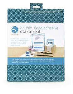 SILHOUETTE-Double-sided-Adhesive-Starter-Kit