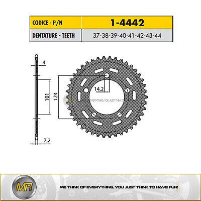 KIT TRASMISSIONE CATENA 525 PER KTM LC 8 ADVENTURE ABS/990/2010 CORONA 42 PIGNONE 16 SUNSTAR