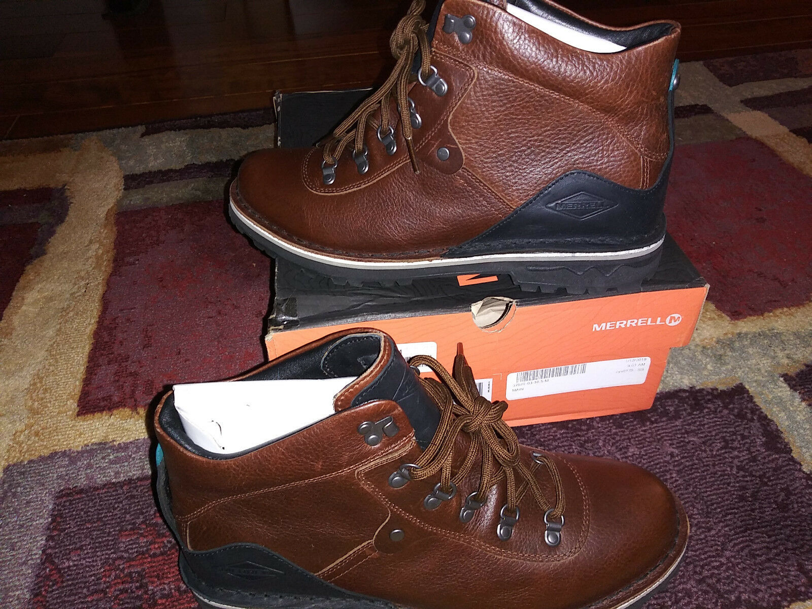 NEW  229 Womens Merrell Sugarbush Valley Boots, size 9    shoes