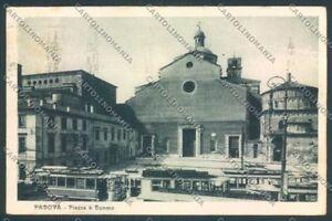 Padova-Citta-Tram-PIEGHE-cartolina-ZQ2365