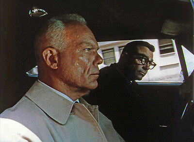 STEVE McQUEEN 1968 Bullitt 8x10 DODGE CHARGER & FORD MUSTANG color still #21
