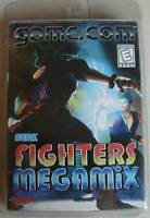 Factory Sealed Fighters Megamix Game For Tiger Game.com