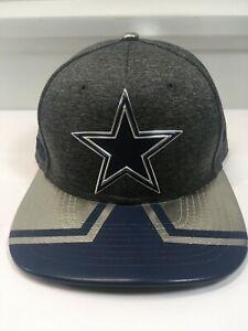 New-NEW-ERA-9FIFTY-DALLAS-COWBOYS-NFL-Draft-Snapback-Hat-Cap-Adjustable-RARE