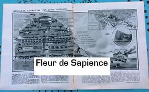 Coupure De Presse Gibraltar Centre De L'aviation Anglaise G.g.toudouze 1923 Imqiocgd-07233638-848370542