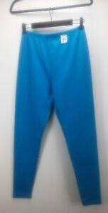 Women-039-s-Mervyn-039-s-Partners-Leggings-Size-M-8-10-Turquoise