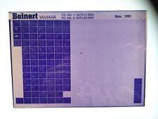 Yamaha XTZ 660 H N  Microfilm Microfich Teilekatalog Ersatzteil