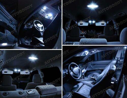 16 x Premium Xenon White LED Lights Interior Package for Nissan Maxima 2009-2014