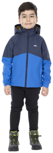 Trespass Dexterous Boys Waterproof Jacket