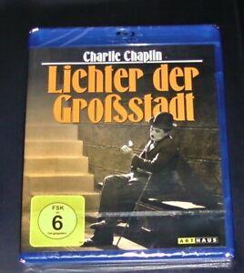 Luces-el-Ciudad-con-Charlie-Chaplin-Blu-Ray-mas-Rapido-Envio-Nuevo-y-Emb-Orig