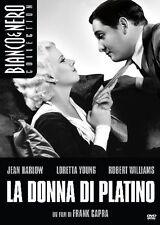 Platinum Blonde (1931) * Jean Harlow, Loretta Young * Region 2 (UK) DVD * New