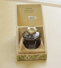 OLD VTG ** APHRODISIA by FABERGE** perfume bottle 1 oz SEALED w/ LUXURY BOX RARE