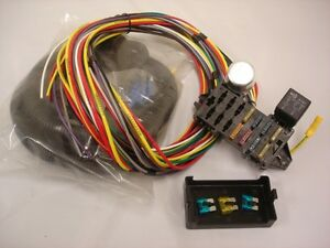 image is loading 10-circuit-basic-wire-kit-small-panel-wiring-