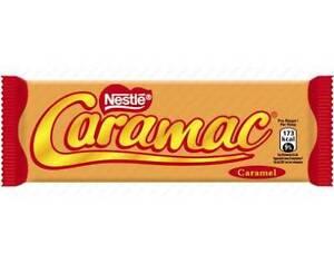 13-88EUR-1kg-NESTLE-CARAMAC-CARAMEL-36-RIEGEL-KARAMELL