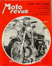 Moto revue n°1997 - 1970 - Rixensart - Mallory Park - Le Wankel - Salon de Paris