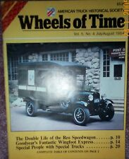 Heavy Hauling, Goodyear Wingfoot Express, Ford AA Truck, 1984 Wheels of Time