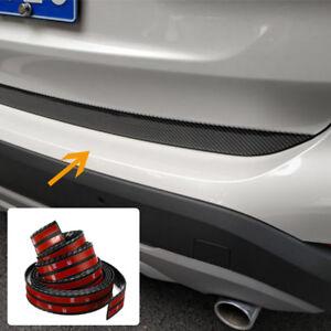 2.5M Carbon Fiber Front Bumper Lip Splitter Spoiler Body Trim Protector