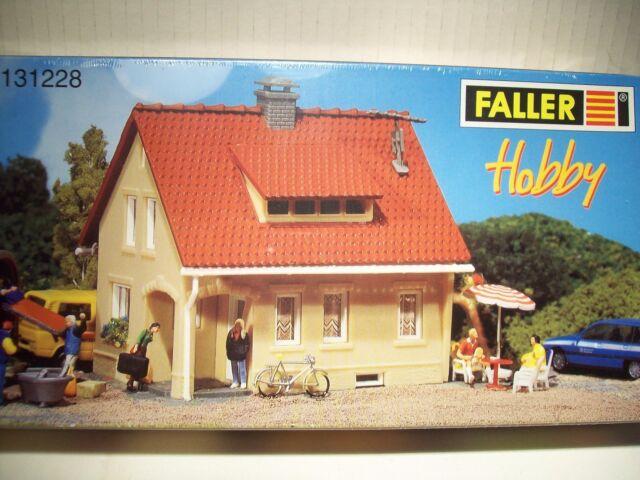 Faller HO 131228 Siedlungshaus Bausatz Neu + OVP