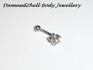 Titanium-Banana-Curved-Bar-With-AB-Crystal-Flower-amp-Ball-1-2mm-DAITH