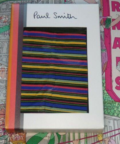 Mens  Paul Smith Bright Stripe Boxer Shorts Briefs LARGE