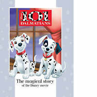 NEW! Disney Magical Story:  101 Dalmatians by Parragon Plus (Hardback, 2006)