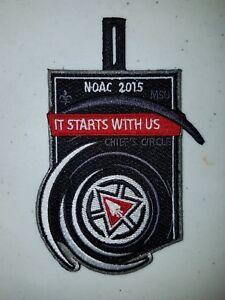 Boy-Scout-OA-NOAC-2015-Centennial-Chief-039-s-Circle-Patch