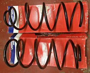 2-x-Unipart-Front-Coil-Spring-for-Fiat-Scudo-1996-gt-1329714080-GRS426138-NEW