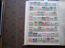 HONGRIE - 56 timbres obliteres (tout etat) stamp hungary