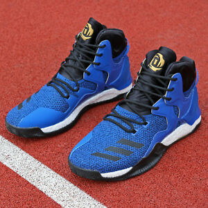 the latest b2637 701fe Image is loading adidas-D-Rose-7-BB8290-Blue-Black-Gold-