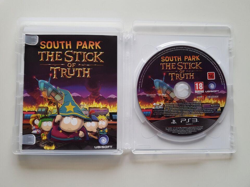 South Park, PS3