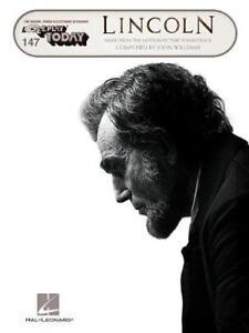 Lincoln Soundtrack (2012)