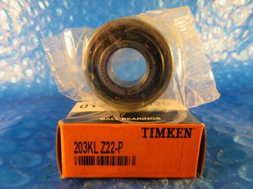 Fafnir 203WR Z22 SFA Extra Width Inner Ring Bearing Timken 203KL Z22P